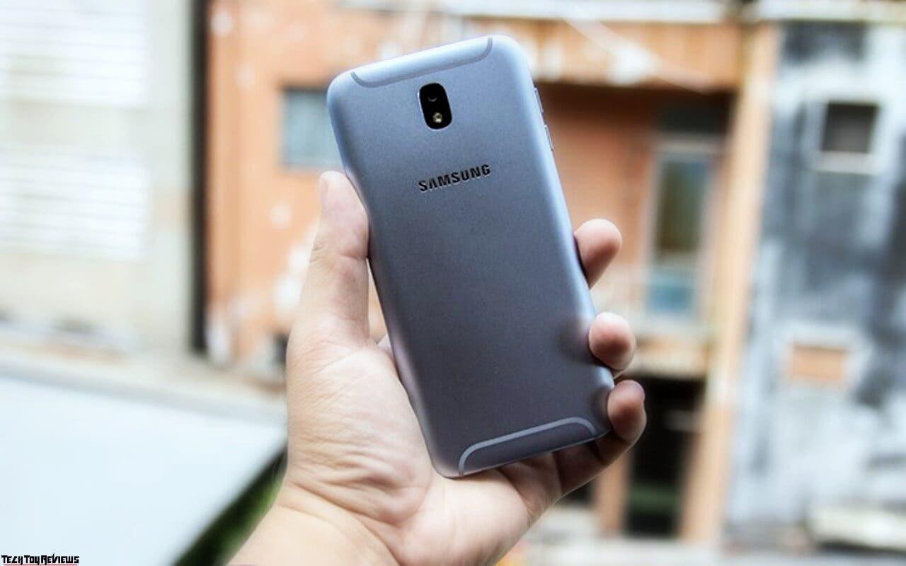 Consigue el Samsung Galaxy J7 2017 en oferta con su mayor descuento