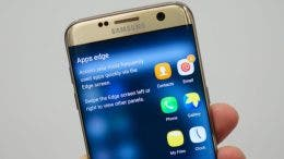 galaxy s7 edge dorado