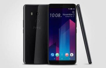 HTC U11+: pantalla 18:9, biseles reducidos y una gran cámara
