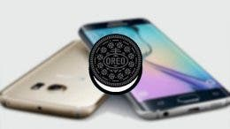 Android Oreo Samsung Galaxy S6