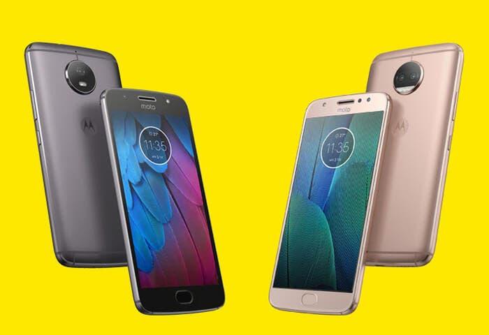 Renueva tu dispositivo con los Moto G5S y Moto G5S Plus al mejor precio