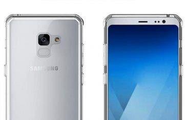 Nuevas imágenes confirman el diseño de los Samsung Galaxy A5 y A7 2018