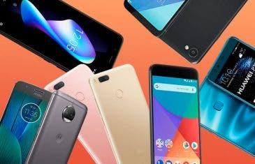 Estos son los 5 mejores teléfonos de la gama media actualmente
