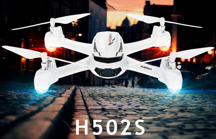 Hubsan H502S