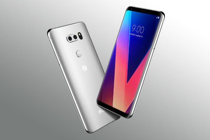 Disponibilidad y precio del LG V30 en España