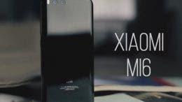 Xiaomi mi6 negro