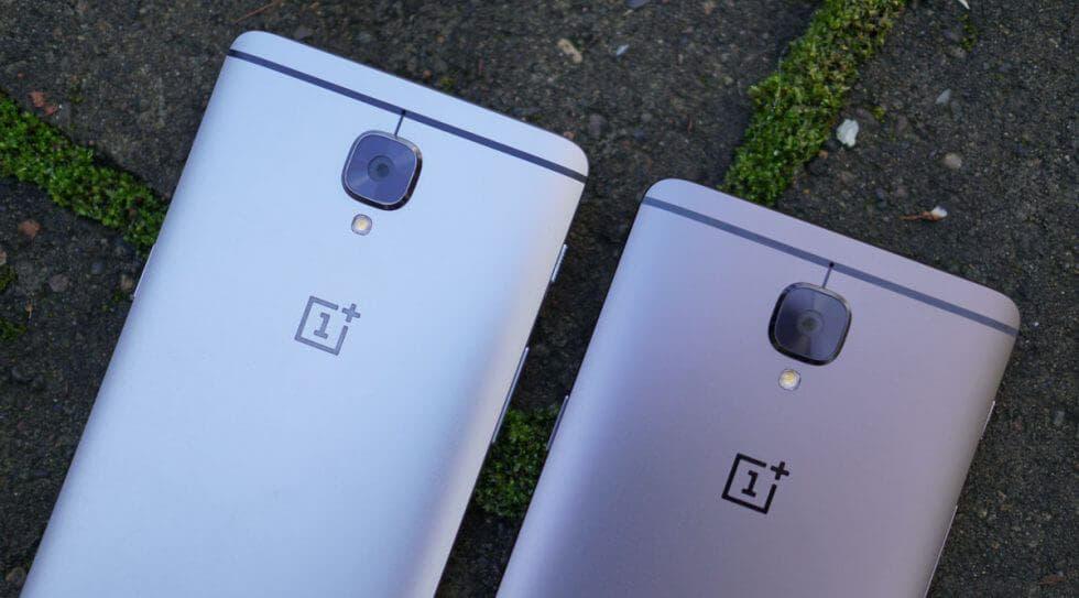 OnePlus mejora la cámara del OnePlus 3 y 3T en la última actualización