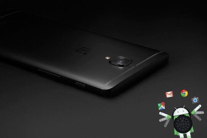 La nueva beta de Android 8.0 Oreo para el OnePlus 3/3T mejora la batería y el rendimiento