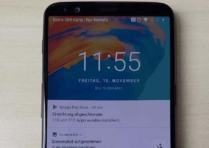 El OnePlus 5T ya es oficial con pantalla 18:9 y sensor de huellas trasero