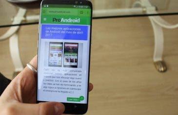 El Samsung Galaxy S8 ya tiene Android 8.0 Oreo en forma de beta oficial
