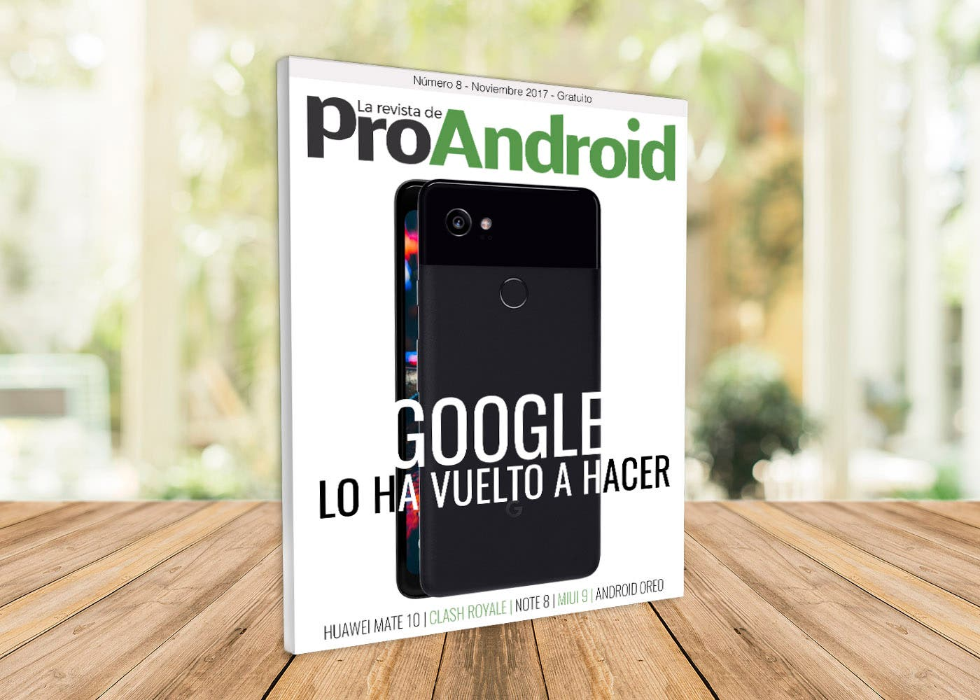 Revista Pro Android