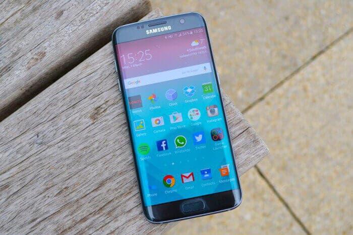 Consigue esta oferta del Samsung Galaxy S7 Edge al mejore precio