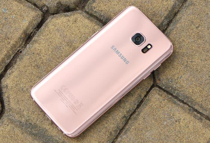 Consigue el Samsung Galaxy S7 rosa al mejor precio nunca visto