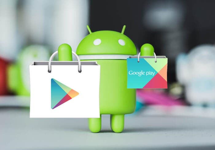 Google cobra a fabricantes de smartphones europeos por sus apps