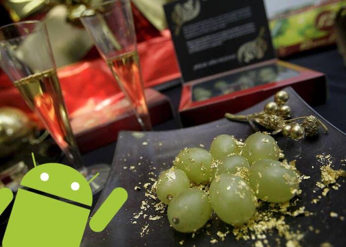 Cómete las doce uvas de fin de año gracias a tu móvil y esta aplicación