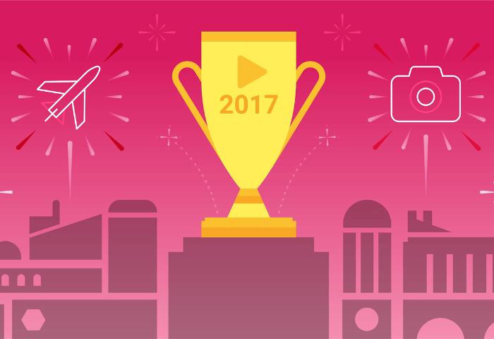 Estas son las mejores aplicaciones y juegos de 2017 según Google