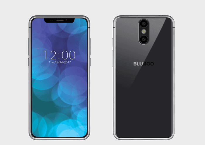 Así será el nuevo Bluboo X: un dispositivo todo pantalla que se parece al iPhone X