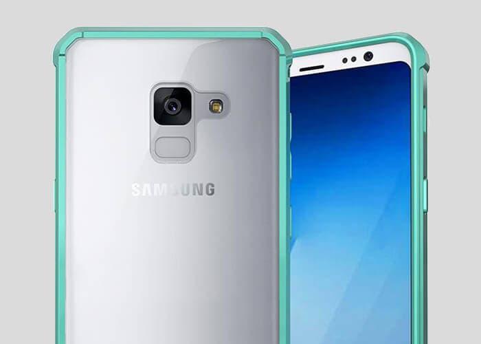 El Samsung Galaxy A8 2018 filtrado por completo en un vídeo real