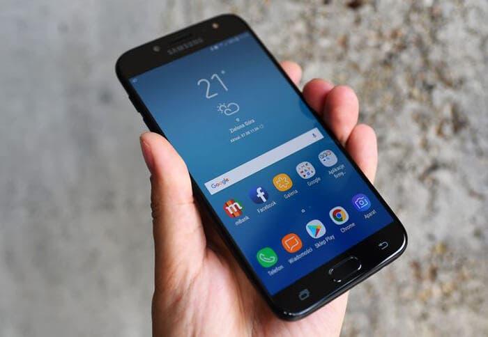 Galaxy j7 negro pantalla