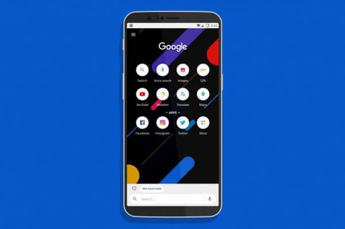 Ahorra datos y espacio con Google Go, el nuevo buscador que sustituye a Google Search