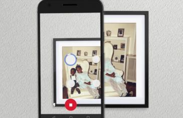 Cómo escanear fotografías en papel con nuestro móvil gracias a Google FotoScan