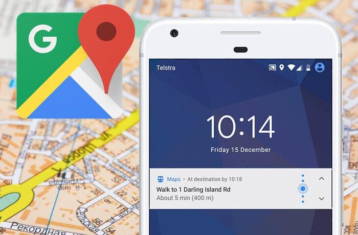 La nueva beta de Google Maps mejora la navegación en transporte público y añade notas a tus listas