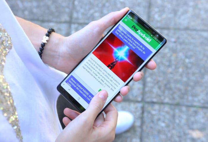Android 8.0 Oreo ya se puede probar en los Galaxy Note 8 y está muy cerca de ser oficial