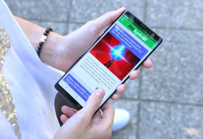El Galaxy Note 8 con el precio más bajo desde su lanzamiento