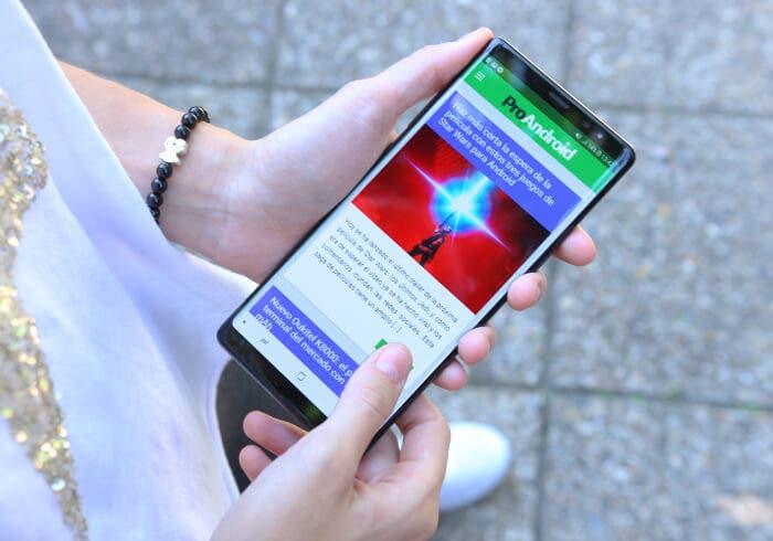 No habrá Android 10 para los Samsung Galaxy S8 y Note 8: confirmado