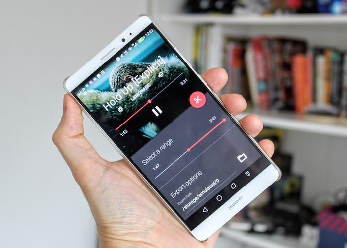 Las mejores aplicaciones para editar audio en Android