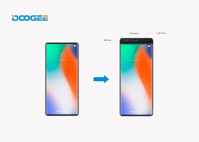 Este concepto de todo pantalla de DOOGEE es justo lo que necesitamos