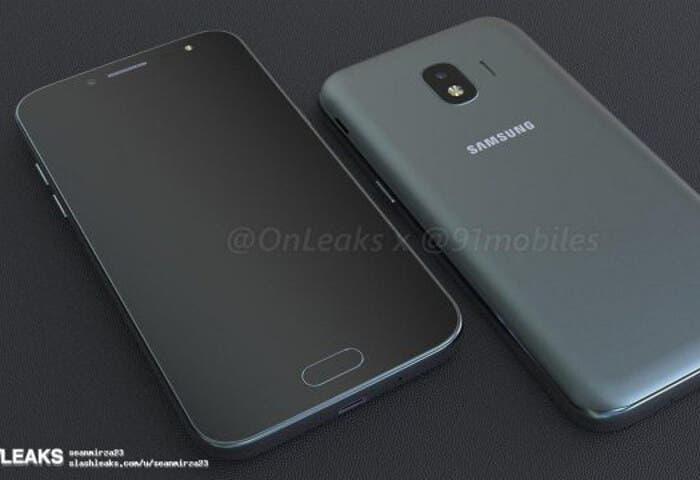 Filtrado el Samsung Galaxy J2 Pro 2018 con precio bajo y buenas características