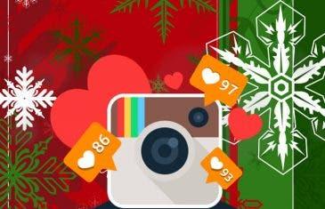 Instagram ya tiene nuevos stickers de Navidad y nuevos Superzoom