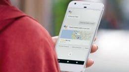 Google assistant en Google pixel