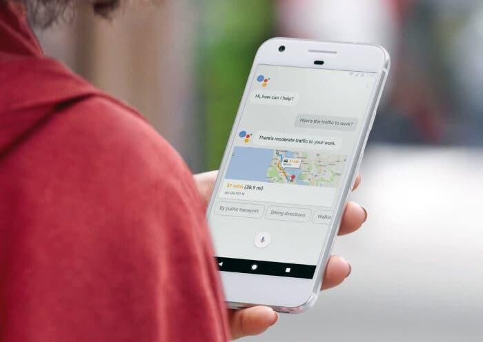 Google Assistant podría utilizar el reconocimiento facial para ofrecerte comandos personalizados