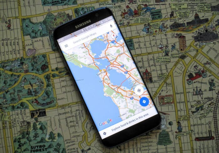 Cómo usar Google Maps sin conexión de datos en Android