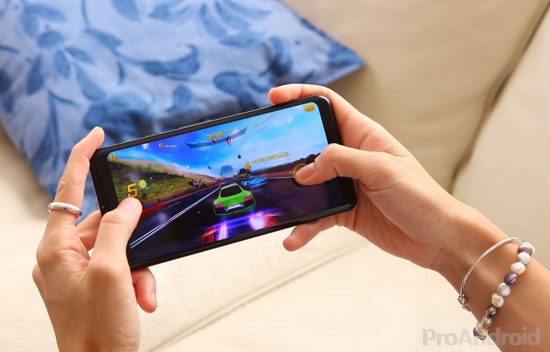 Google Pixel 2 XL juegos