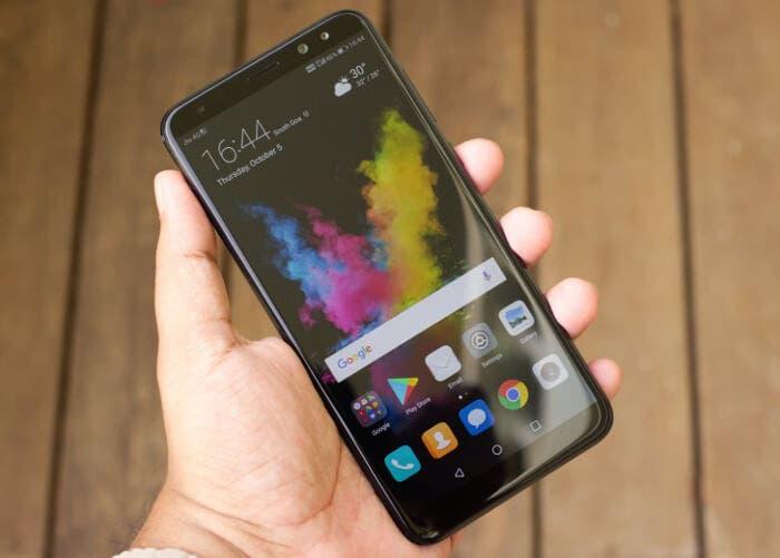 Consigue el Huawei Mate 10 Lite con 50 euros de descuento en su mínimo histórico