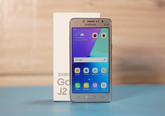 Ya conocemos el diseño del Samsung Galaxy J2 2018 al completo