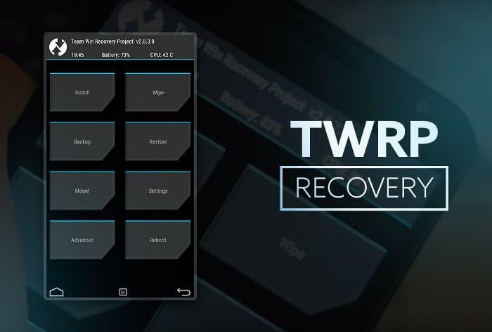 TWRP se actualiza para mejorar el soporte a terminales con Android 8.0 Oreo