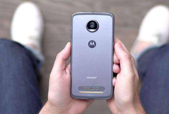 Consigue el Motorola Moto Z2 Play en oferta con 120 euros de descuento