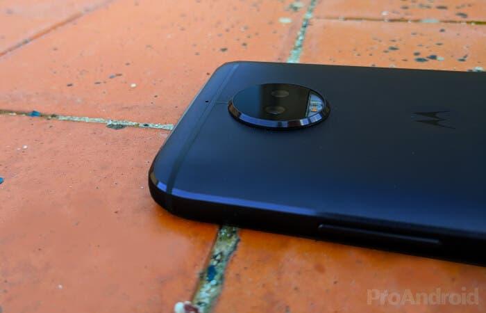 Motorola moto g5s plus cámara