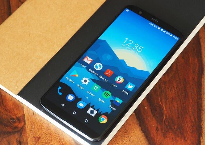 La actualización del OnePlus 5T a Android 8.0 Oreo ya está lista