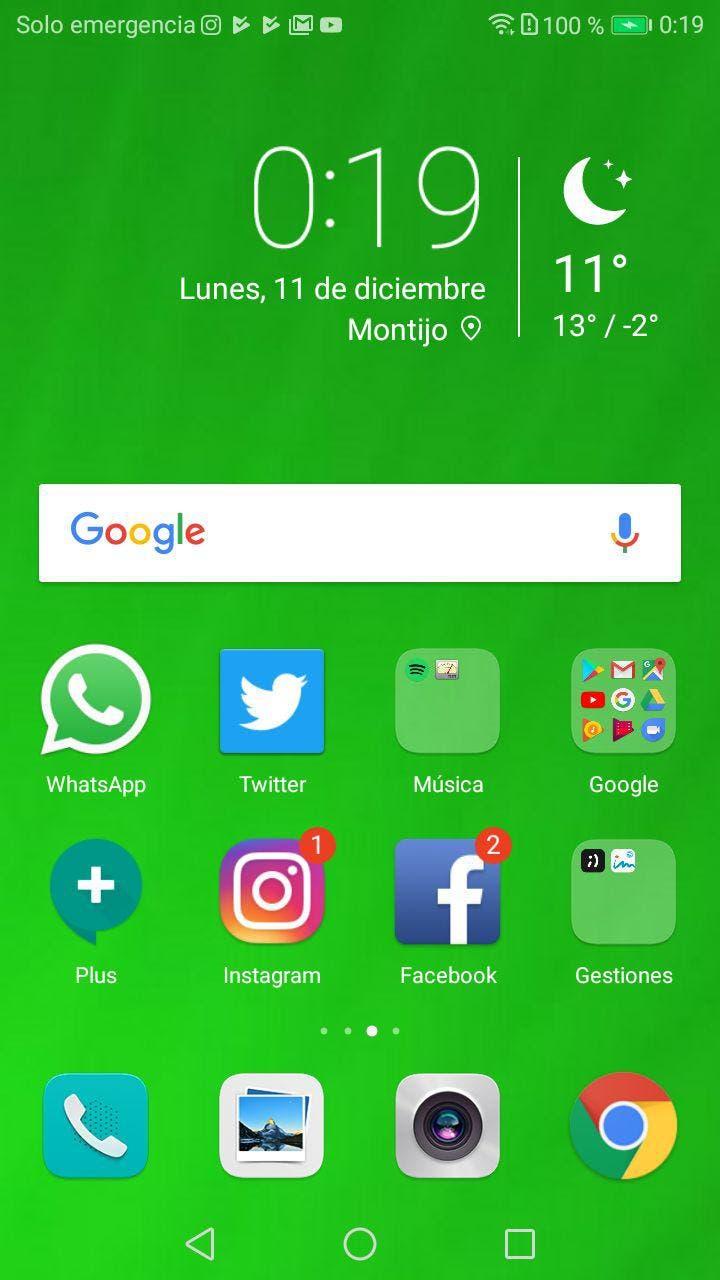 emui 5.1 en android 7.1