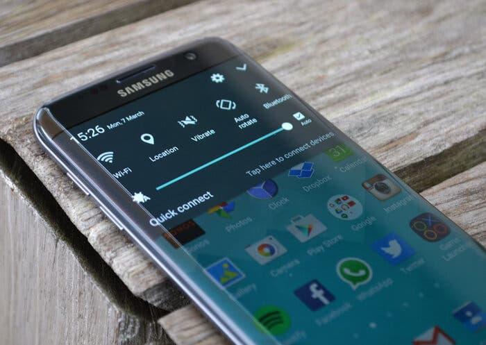 El Samsung Galaxy S7 Edge con el mejor precio del mercado disponible en Amazon