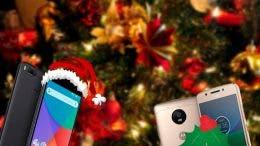5 mejores teléfonos baratos para regalar en Navidad