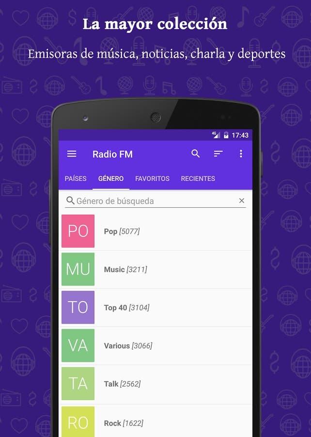 radio online android