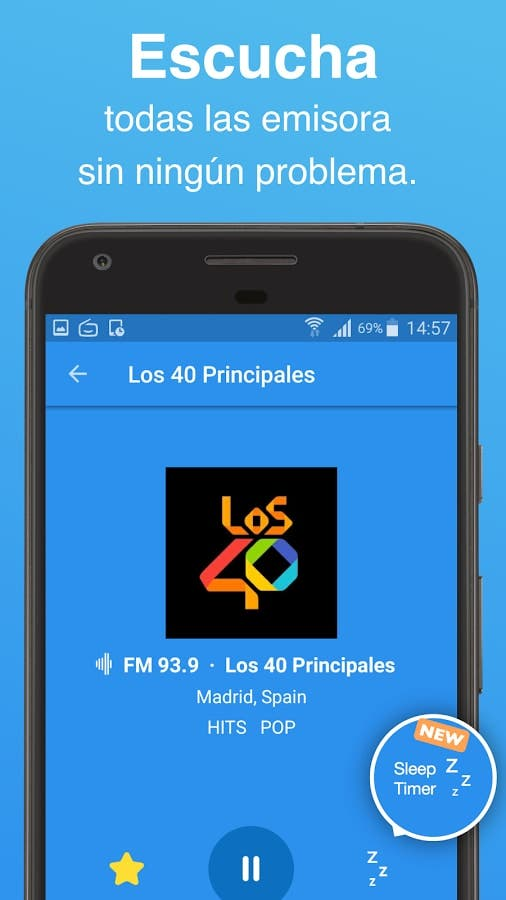 simple radio android