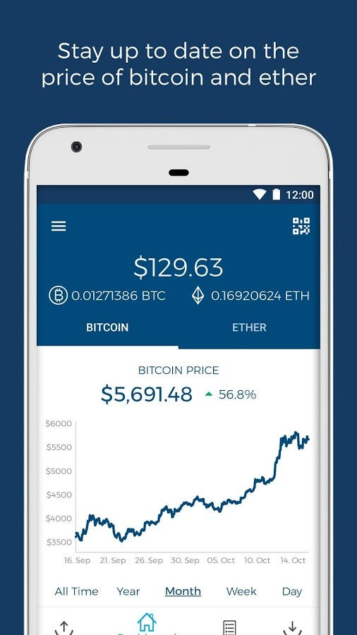 bitcoin en android