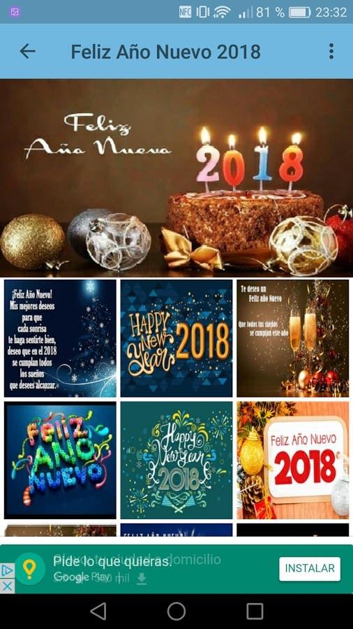 Aplicaciones Con Frases E Imágenes Para Felicitar El Año